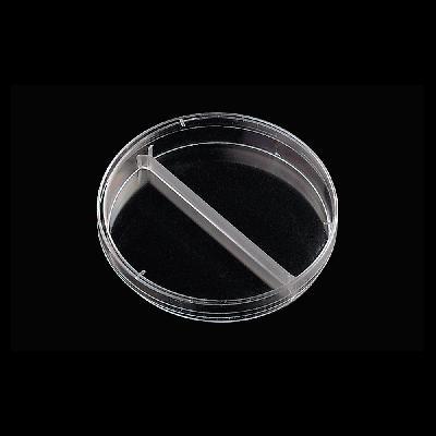 90 x 14 mm Petri Dish, two compartments