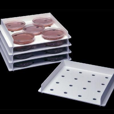 Safata d'incubació de plaques de Petri
