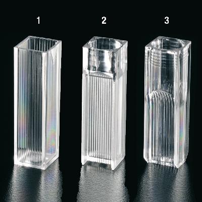 Spectrophotometer cuvettes - Standard