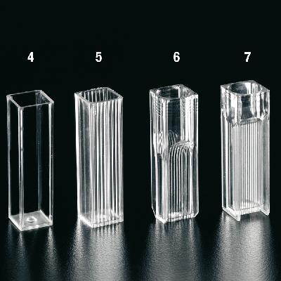 Cubetes per a espectofotometría - Especials UV