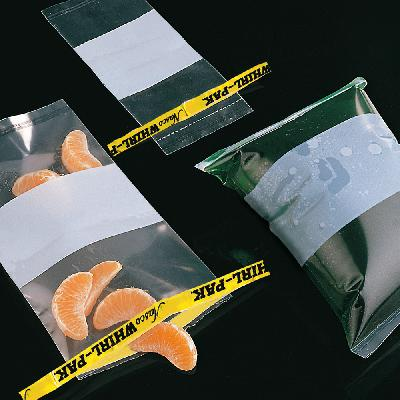 Sterile Whirl-Pak® sample bags - with strips
