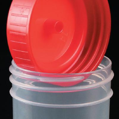 60 ml polypropylene containers (38 x 65 mm)