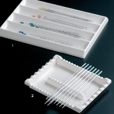 Pipette trays