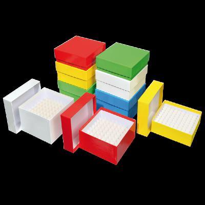 W-COAT cryogenic storage boxes