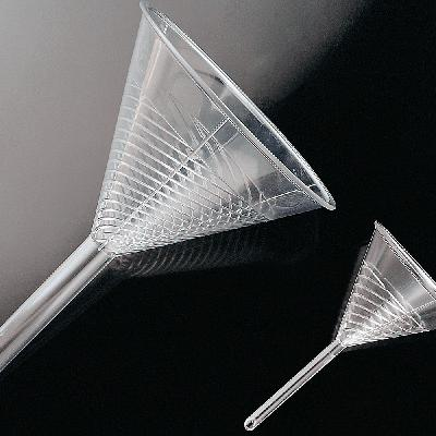 High speed funnels