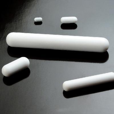 Cylindrical stirring bars