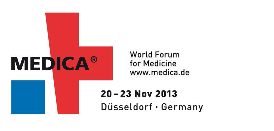 DELTALAB participarà a la fira MEDICA 2013 el proper mes de novembre