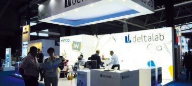 DELTALAB en Expoquimia 2014