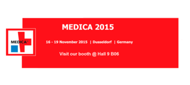 Deltalab at the 46th edition of MEDICA 2015