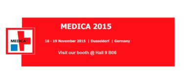 Deltalab presente en la 46ª edición de MEDICA 2015