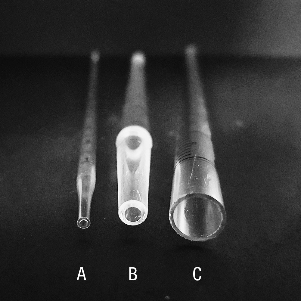 Pipetas serológicas