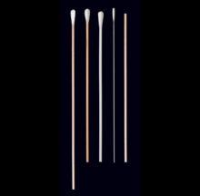 Non sterile swabs