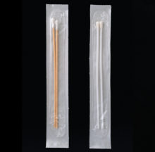 Écouvillons stériles (emballés par 2)