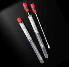 Escobillones libres de RNAsa, DNAsa y ADN humano, estériles