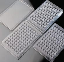 Microtitre plates, sterile