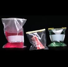 Bosses Whirl-Pak® estèrils per a homogeneïtzador amb i sense filtre