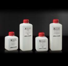 Botellas estériles para la recogida de aguas