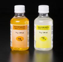 Solution de glucose pour administration orale