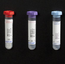 Blood collection tubes – Special pediatrics