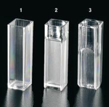 Cubetas para espectofotometría – Estándar