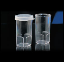 Coulter counter cups