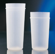 Beakers for cell counters