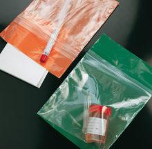 Bolsas canguro para muestras