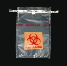 Whirl-Pak® specimen transport kangaroo bag