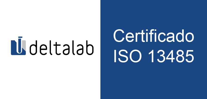 Deltalab se convierte en la primera empresa certificada según la nueva ISO 13485:2016 por SGS en España