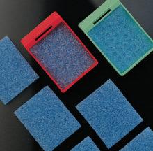 Esponja para casete inclusión histológica