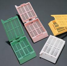 Casetes para tejidos