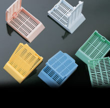 Cassettes pour tissus. Histosette II