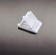 Cassettes pour tissus. Slimsette