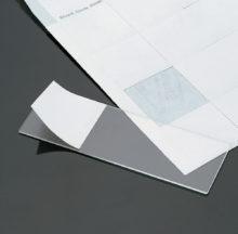 Microscope slide labels 23 x 23 mm