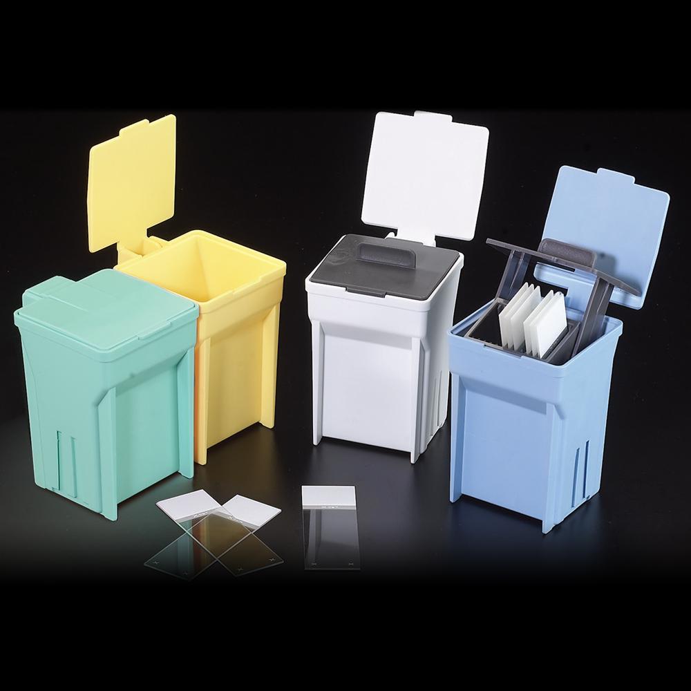 Cubetas tinción