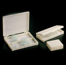 Cajas para portaobjetos