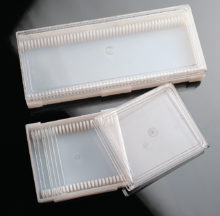 Boîtes pour lames