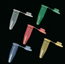 Microtubs 1,5 ml standard