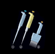 Pipettes monocanal et de volume variable NICHIPET EXII