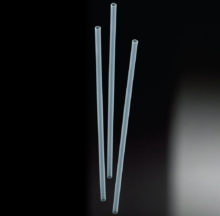 Sterile single use Straw-like pipettes