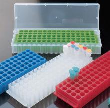 Gradetes per crioviales i microtubs