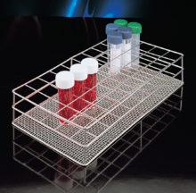 Gradillas para frascos de hasta 28 mm Ø