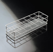Racks for containers up to 28 mm Ø