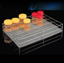 Racks for containers up to 47 mm Ø