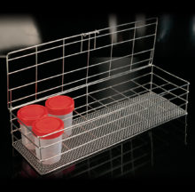 Racks for containers up to 58 ml Ø, with lid