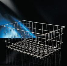 Baskets for autoclave