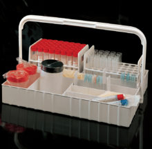Cistell d'extracció de plàstic