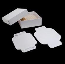 Cajas de almacenaje cryogénicas W-COAT AIY automontable (sin divisores)