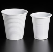 Disposable cups