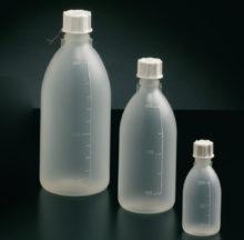Botellas de boca estrecha estandarizada